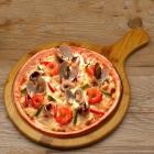 Деревянная доска для сервировки пиццы Frico FRU-783